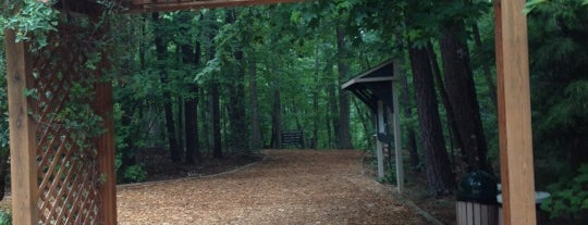 Hemlock Bluffs Nature Preserve is one of NC To-do list.
