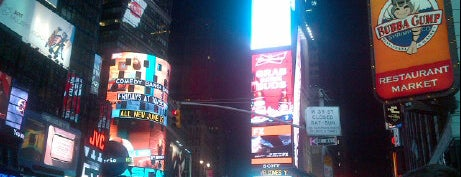Times Square is one of wonders of the world.