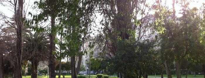 Parque do Bonfim is one of Lx museus e jardins gratis.