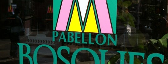 Pabellon Bosques is one of Los mejores lugares.