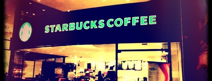 Starbucks is one of Cledson #timbetalab SDV: сохраненные места.
