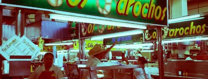 Los Jarochos is one of 24 horas de comida en CDMX.
