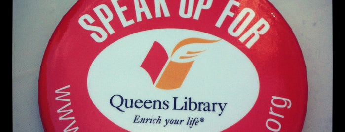 Rallies to Save Queens Librarym (Spring 2012)