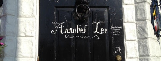 Annabel Lee Tavern is one of Locais salvos de Chris.