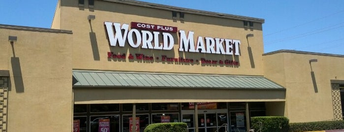 Cost Plus World Market is one of Oakland.