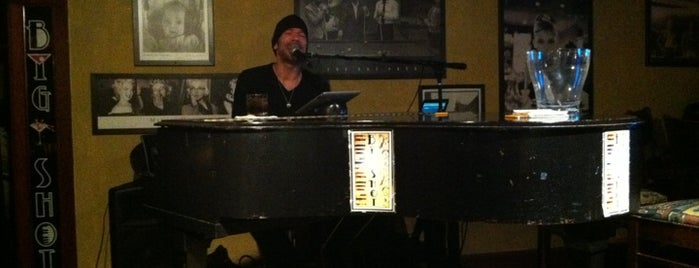 Big Shot Piano Lounge & Restaurant is one of IL Suburbs Faves.
