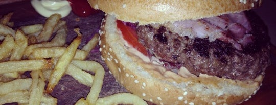 Les Fils à Maman is one of Burgerology parisienne.