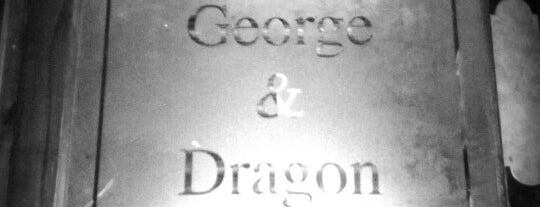 George & Dragon is one of Hackney Places.