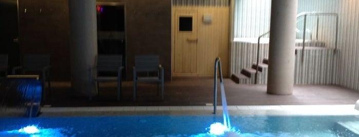 Hotel Spa Ciudad de Astorga is one of Hotéis tops que já fiquei.