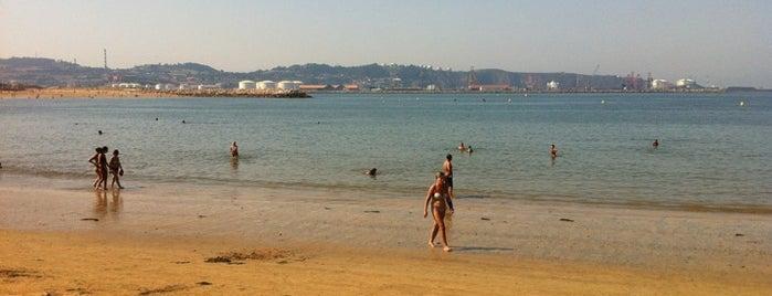 Playa de Poniente is one of Gijón para turistas.