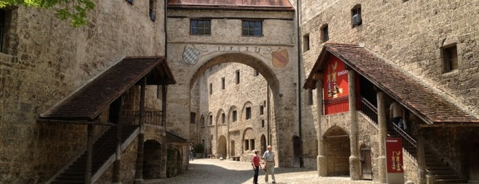 Burg zu Burghausen is one of trip.