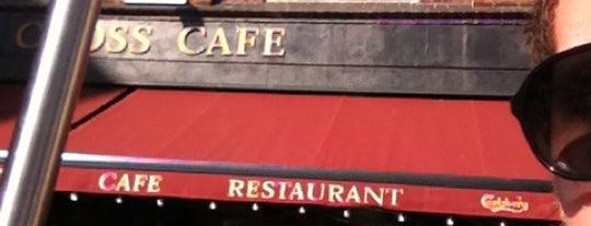 Cross Café & Restaurant is one of Tips jeg fik anbefalet til Århus.