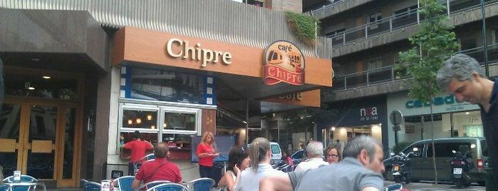 Café Chipre is one of cuadrodemando : понравившиеся места.