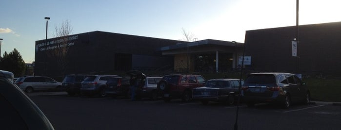 Conestoga Recreation and Aquatic Center is one of Jana's Liked Places.
