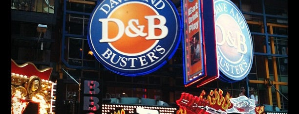 Dave & Buster's is one of Adult Camp!.