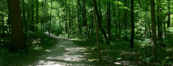 Highbanks Metro Park is one of America's Top Hiking Trail in Each State.