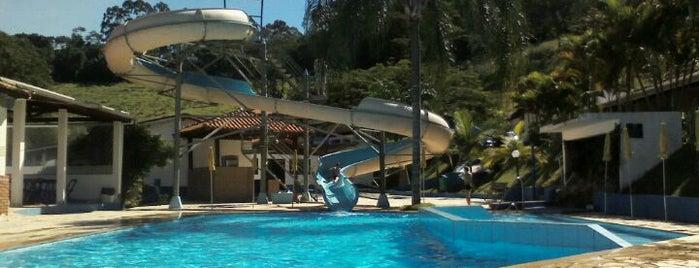Hotel Estância Atibainha is one of Orte, die cleber gefallen.