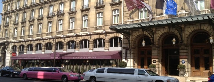Hotel Concorde Opéra Paris is one of HÔTELS.