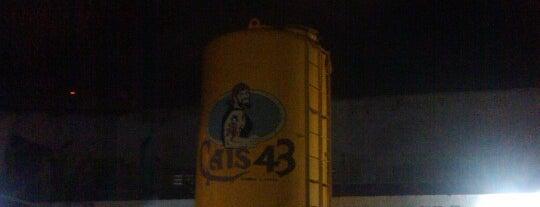 Cais 43 is one of Tempat yang Disimpan Silvia.