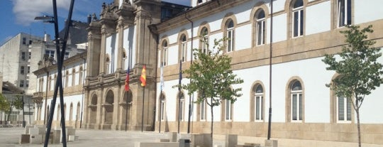 Deputación de Lugo is one of Posti che sono piaciuti a Christian.