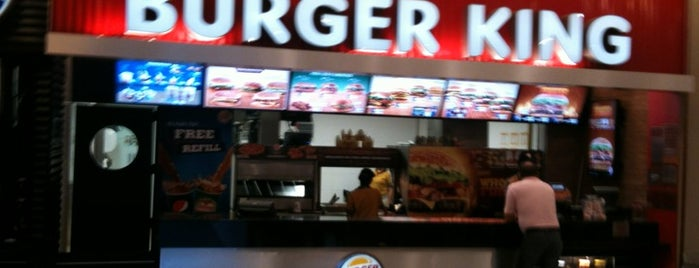 Burger King is one of Lieux qui ont plu à Nicolau.