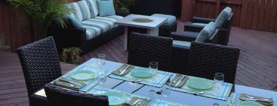 The Belvidere Terrace is one of Tempat yang Disukai Mike.