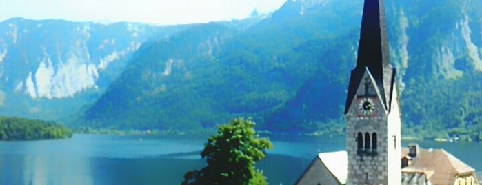Hallstatt is one of The Bucket List.