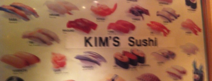 Kim's Sushi is one of Eat.