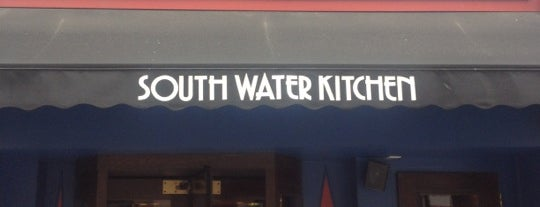 South Water Kitchen is one of Open Kitchens - Chicago.
