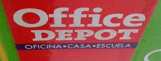 Office Depot is one of Lieux qui ont plu à Crucio en.