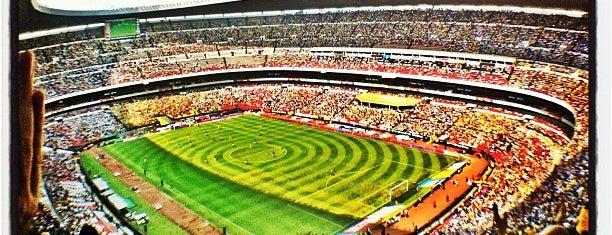 Estadio Azteca is one of Dorilocos.