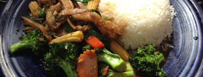 Amarin Thai Cuisine is one of Best South Bay Restaurants.
