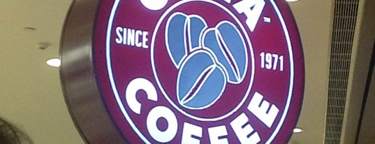 Costa Coffee is one of My Favorite Coffee Shops.