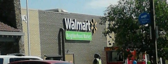 Walmart Neighborhood Market is one of Ike 님이 좋아한 장소.