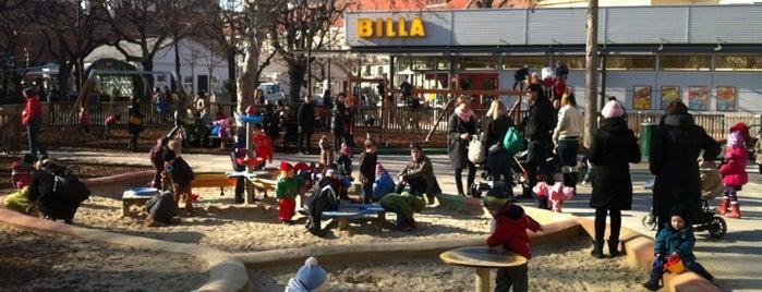 Spielplatz im alten AKH is one of Austria.