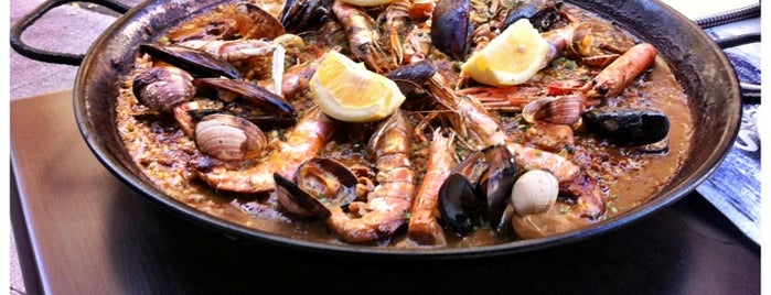 Segons Mercat is one of Barcelona City Guide.