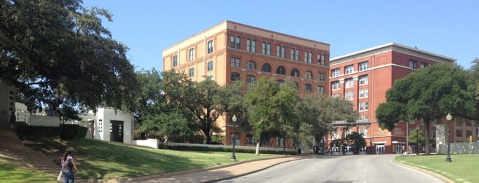 The Sixth Floor Museum is one of Dallas.