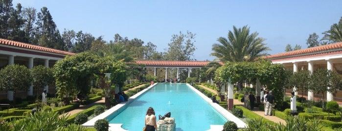 J. Paul Getty Villa is one of Doing LA right.