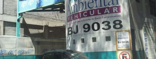 Verificentro BJ 9038 is one of Locais curtidos por Alicia.