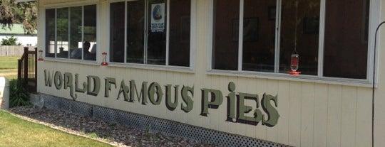 Aroma Pie Shoppe is one of Posti salvati di Christopher.
