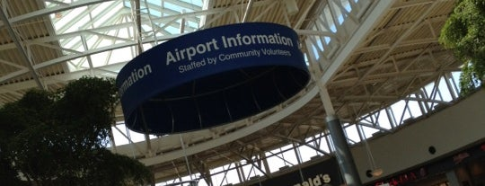 Main Terminal is one of Top Airports in the United States.