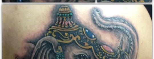 Ink Studio Tattoos is one of Lugares favoritos de Pretty.