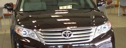 Atlanta Toyota is one of RustyTaylor.biz : понравившиеся места.