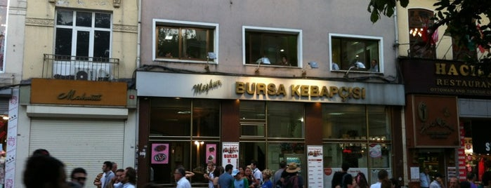Bursa Kebapçısı is one of TG.
