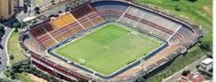 Estádio Benedito Teixeira (Teixeirão) is one of Gabrielaさんのお気に入りスポット.