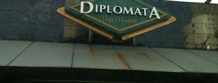 Diplomata Delicatessen is one of Locais curtidos por Allysson.