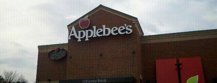 Applebee's Grill + Bar is one of Shanta's Liked Places.