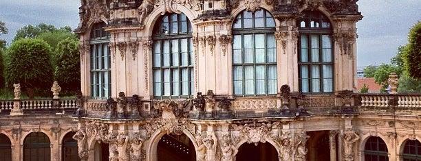 Gemäldegalerie Alte Meister is one of Dresden.