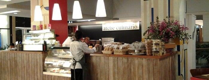 Ateliê Culinário is one of Breakfast/brunch.