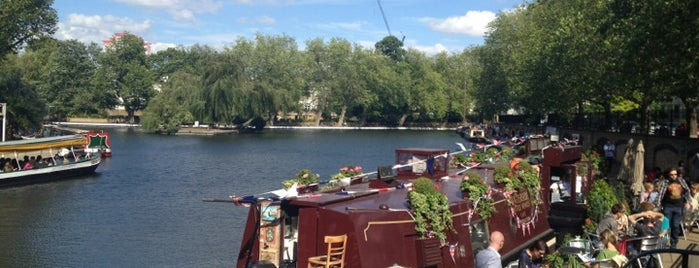 Waterside Cafe is one of Tired of London, Tired of Life (Jan-Jun).